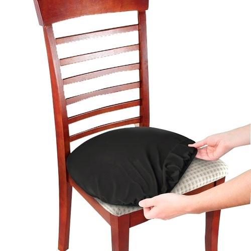 housse de chaise gifi housse assise de