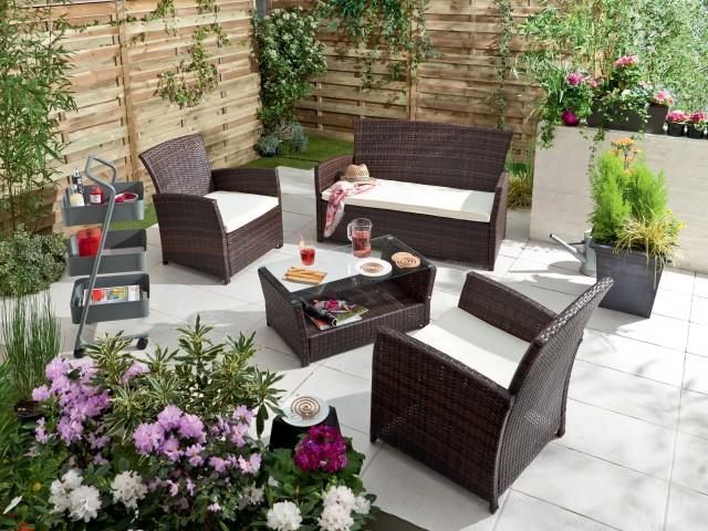 salon de jardin pour balcon petit salon