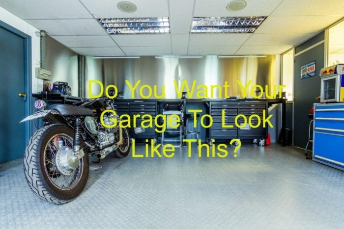Garage Cleaning Services