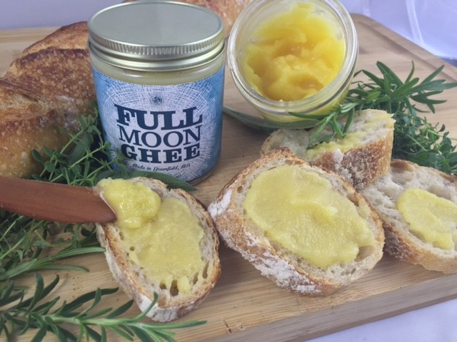 How to Use Ghee in All of Its Different Textures