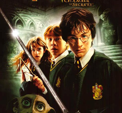 Harry Potter And The Chamber of Secrets 2002 Movie Free Download