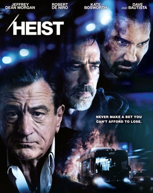 Heist 2015 Movie Free Download