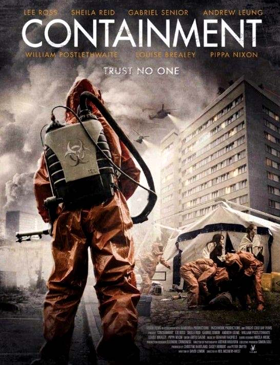 Containment (2015) 720p WEB-DL Movie Free Download