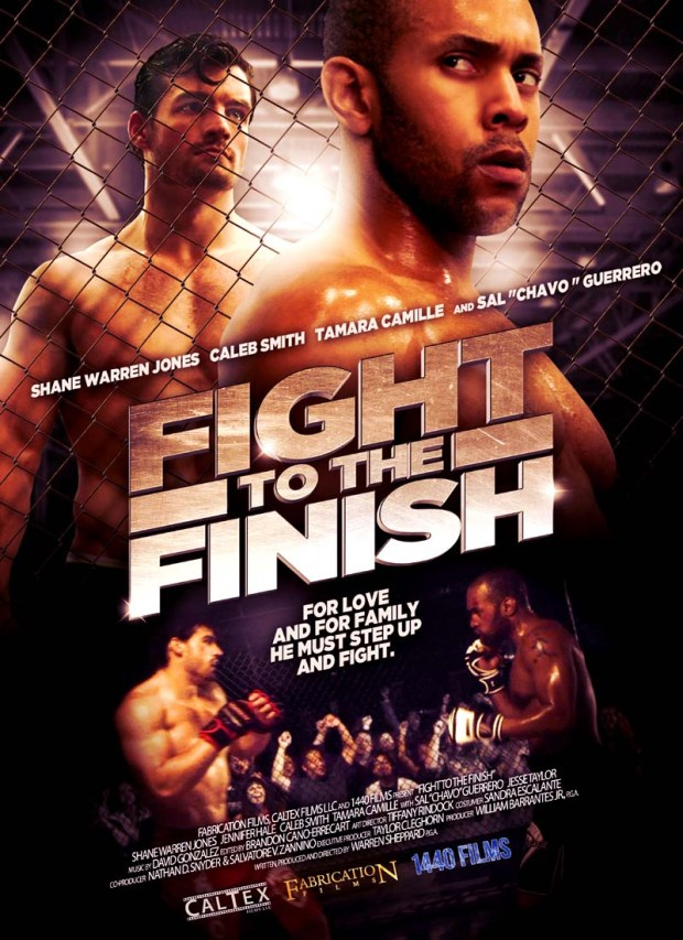 Fight to the Finish 2016 Movie Watch Online Free