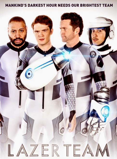 Lazer Team 2015 Movie Watch Online Free