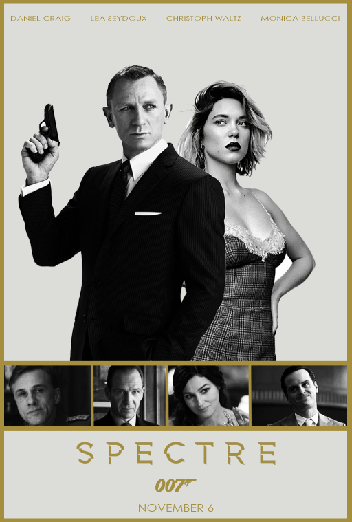 Spectre 2015 Movie Watch Online Free