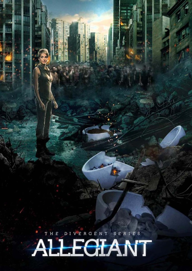 Allegiant 2016 Movie Free Download