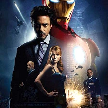 Iron Man 2008 Movie Free Download