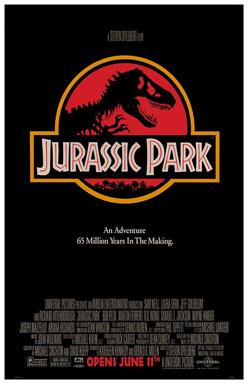 Jurassic Park 1993 Movie Free Download