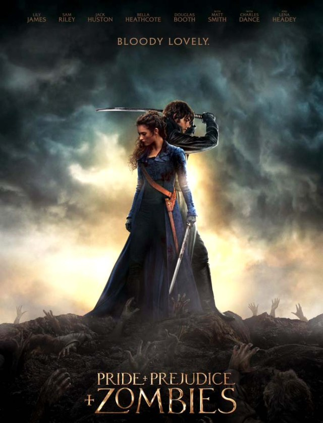 Pride and Prejudice and Zombies 2016 Movie Watch Online Free