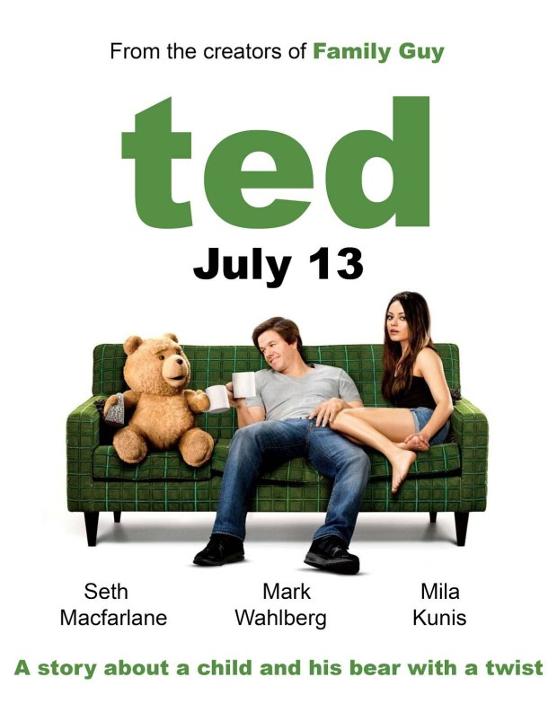 Ted 2012 Movie Free Download