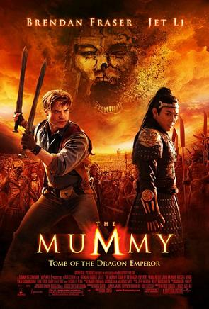 The Mummy: Tomb of the Dragon Emperor 2008 Movie Free Download