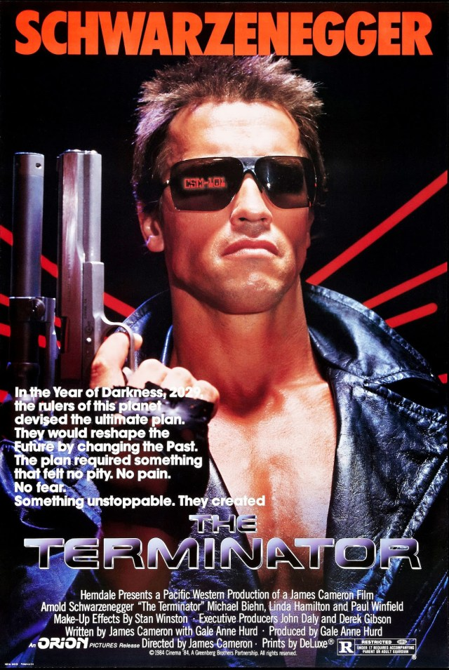 The Terminator 1984 Movie Free Download
