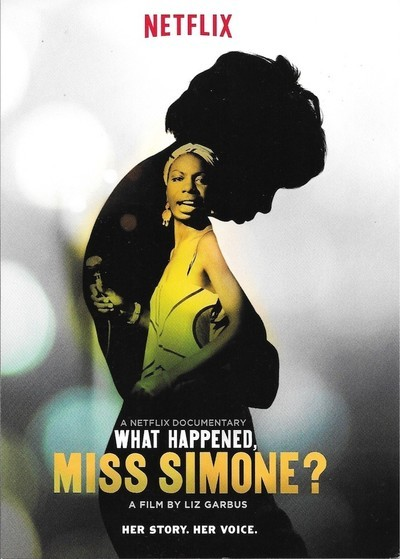 What Happened, Miss Simone? 2015 Movie Watch Online Free