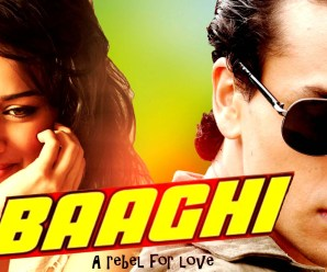 Baaghi: A Rebel For Love 2016 Hindi Movie Free Download