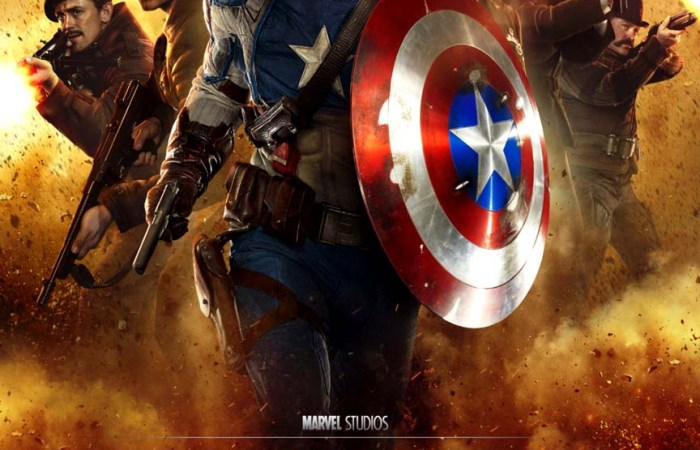 Captain America: The First Avenger 2011 Movie Free Download