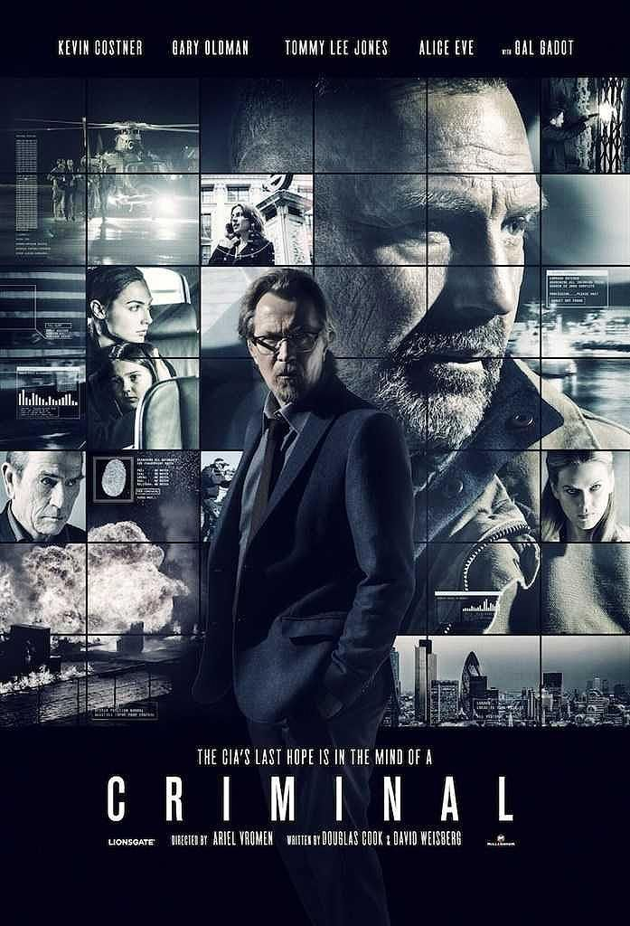 Criminal 2016 Movie Free Download