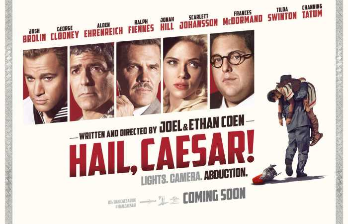 Hail, Caesar! 2016 Movie Watch Online
