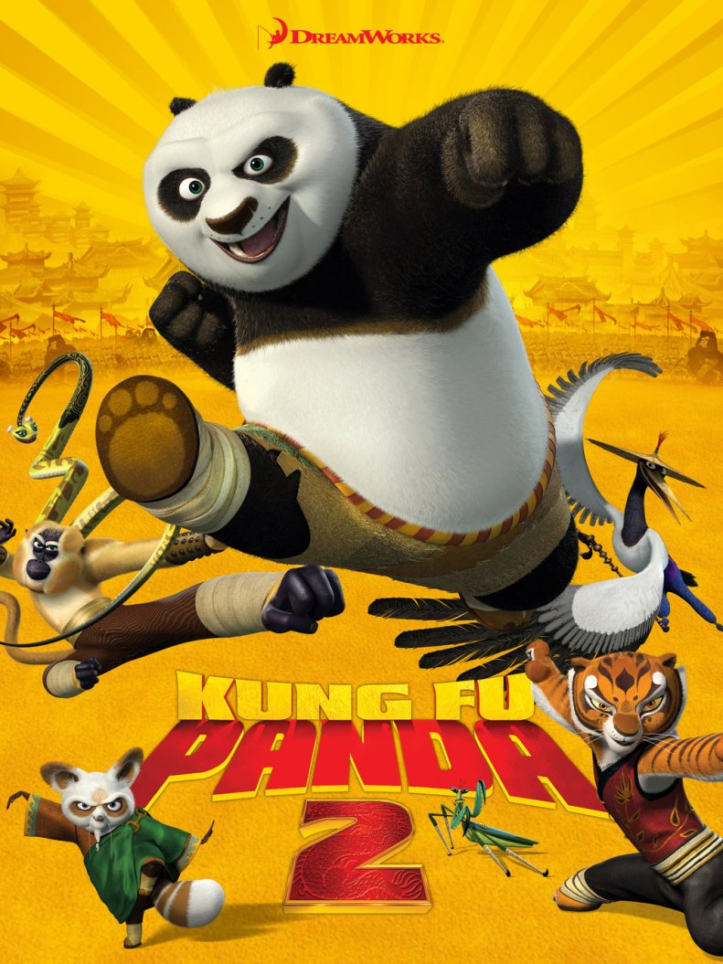 Kung Fu Panda 2 (2011) Movie Free Download