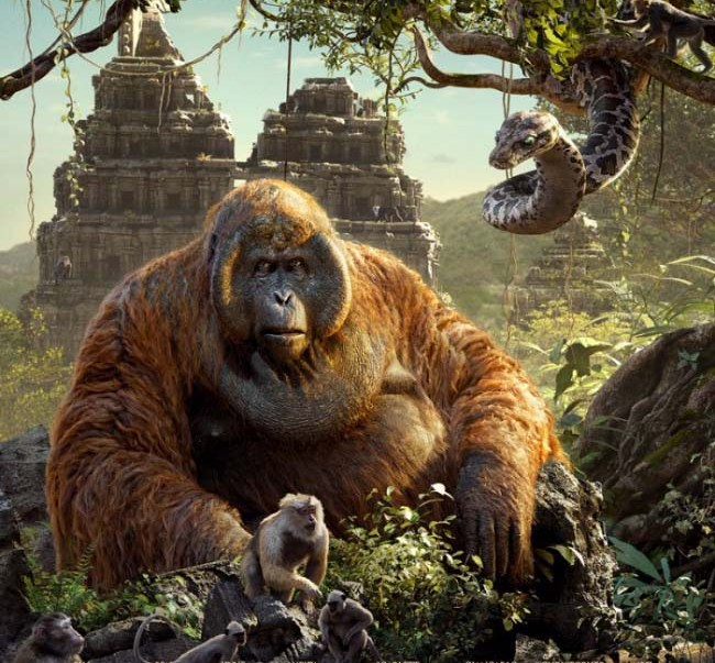 The Jungle Book 2016 Hindi Dubbed Movie Free Download