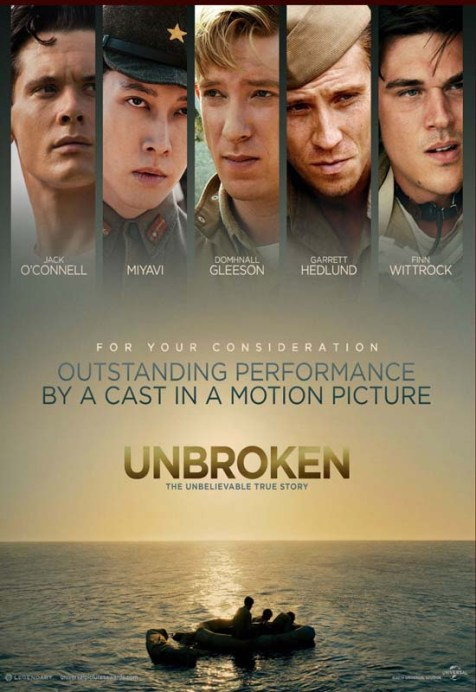 Unbroken 2014 Movie Free Download