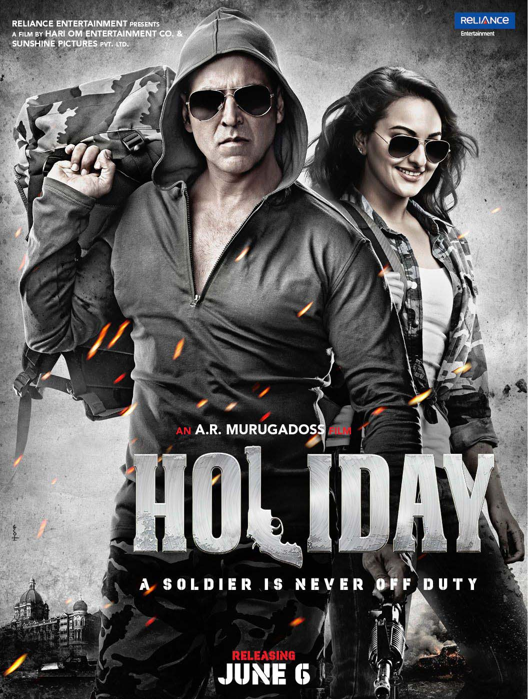 Holiday 2014 Hindi Movie Free Download