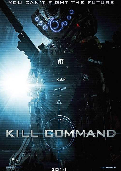 Kill Command 2016 Movie Free Download