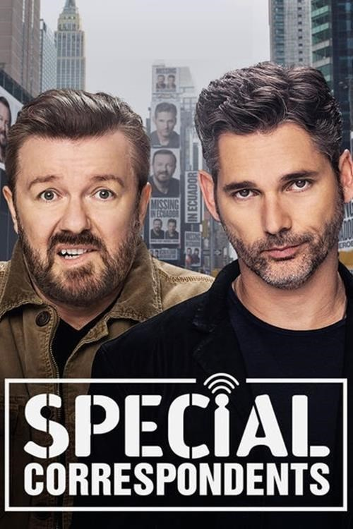 Special Correspondents 2016 Movie Watch Online Free