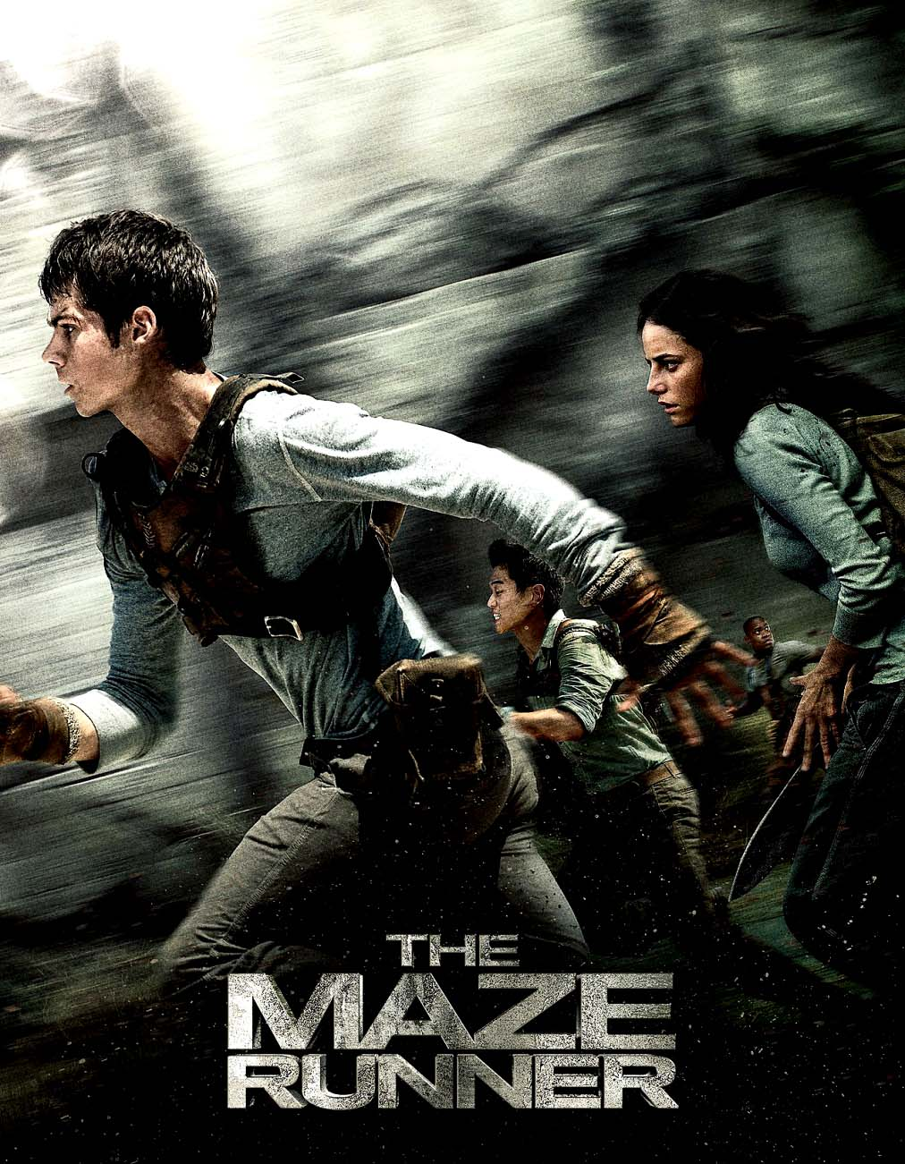 The Maze Runner 2014 Hindi Dubbed Movie Free Download