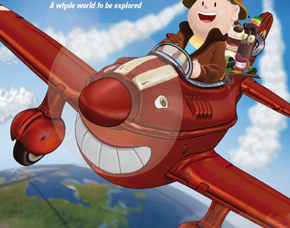 Adventures On The Red Plane 2016 Movie Watch Online Free
