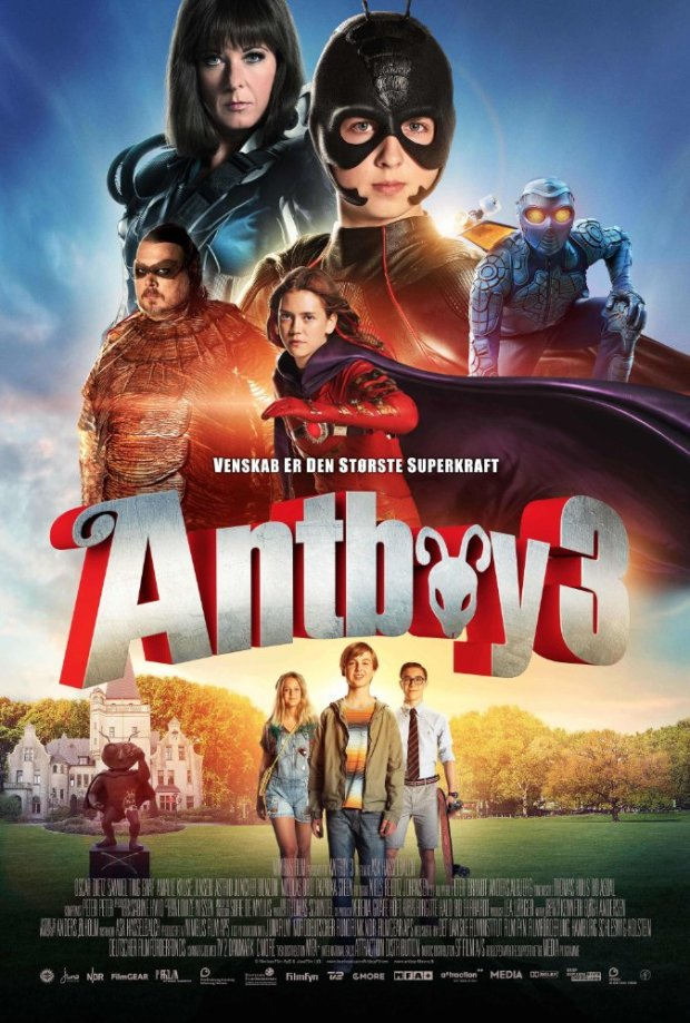 Antboy 3 (2016) Movie Watch Online Free