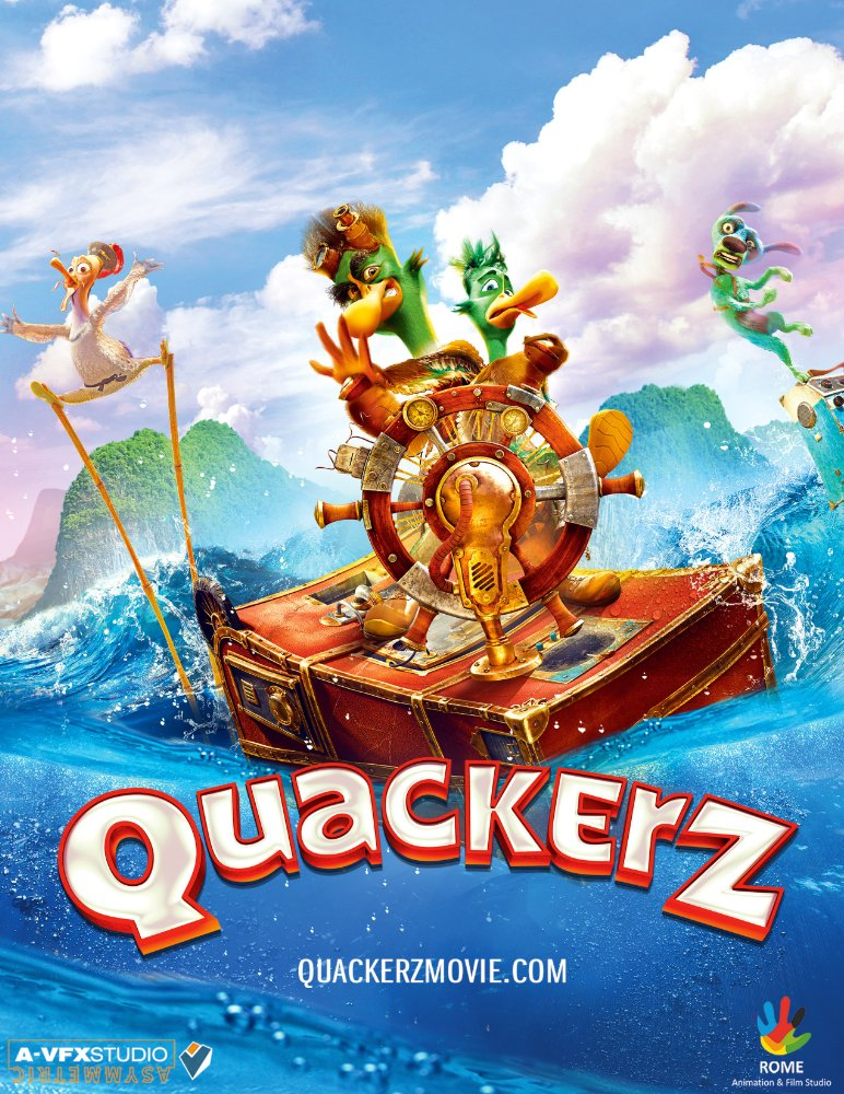 Quackerz 2016 Movie Free Download