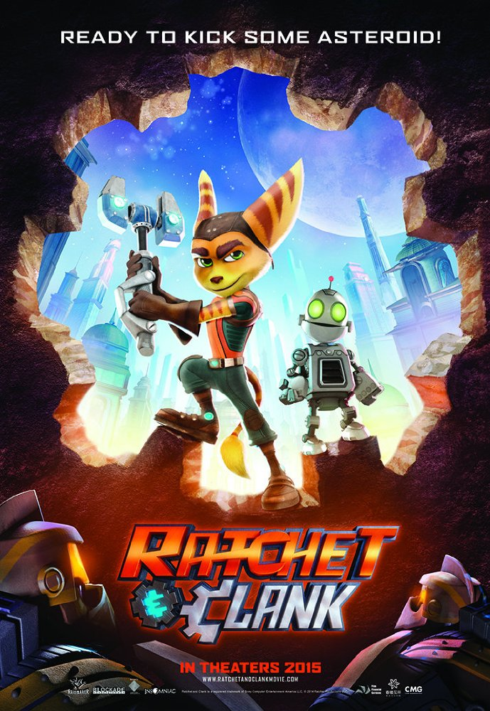 Ratchet & Clank 2016 Movie Free Download