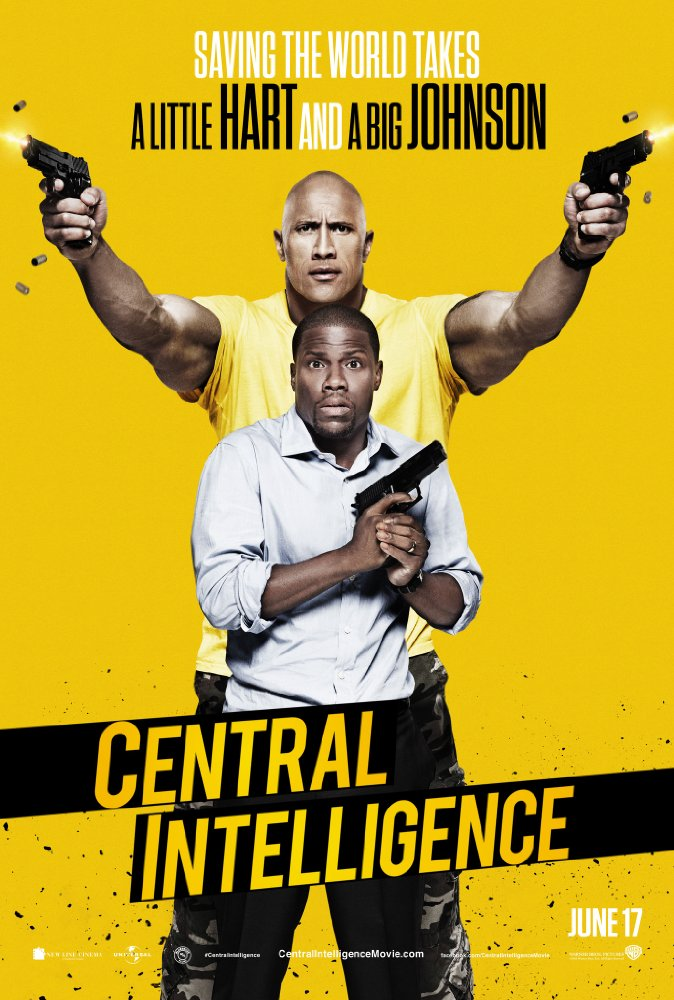 Central Intelligence 2016 Movie Free Download