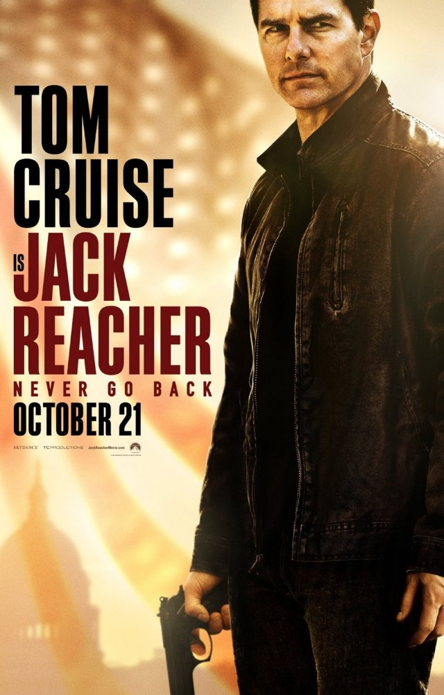 Jack Reacher: Never Go Back 2016 Movie Watch Online Free