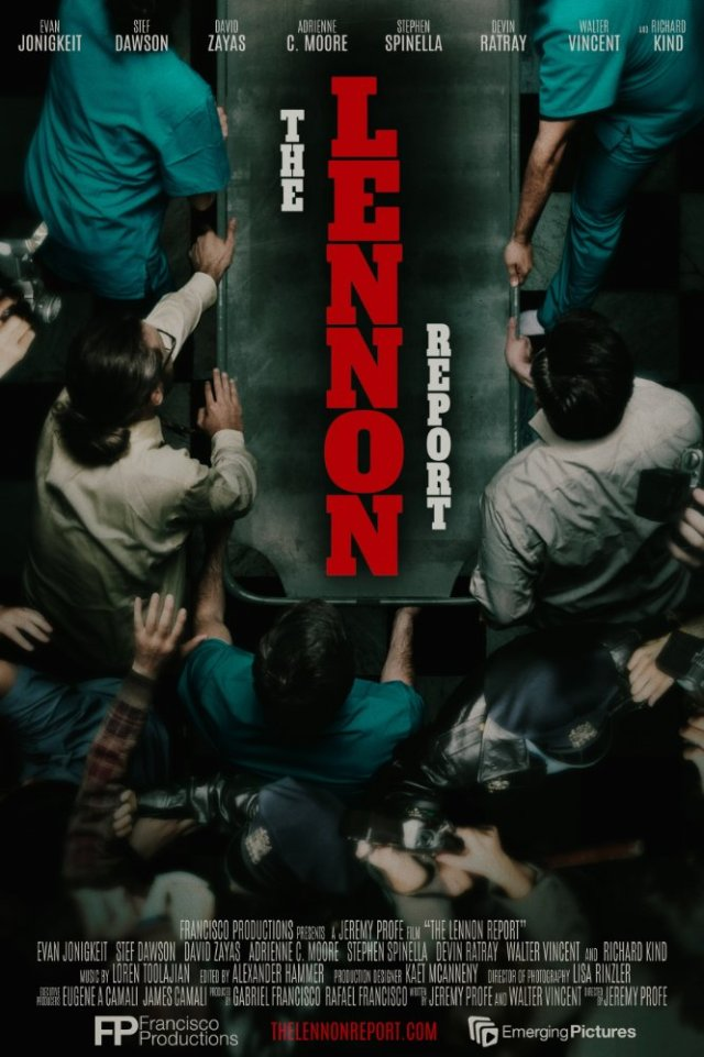 The Lennon Report 2016 Movie Free Download