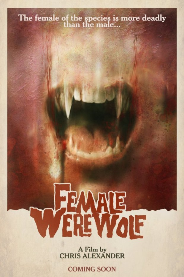 Female Werewolf 2015 Movie Free Download