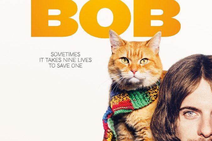 A Street Cat Named Bob 2016 Movie Watch Online Free