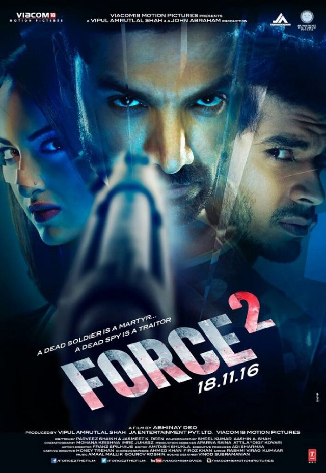 Force 2 (2016) Hindi Movie Free Download