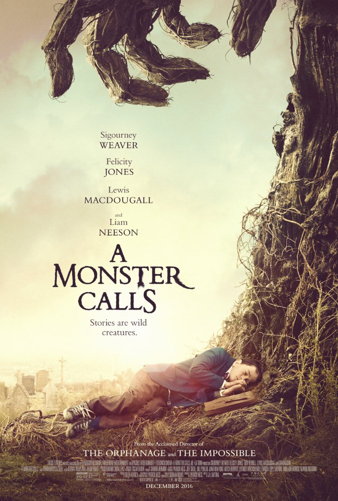 A Monster Calls 2017 Movie Watch Online Free