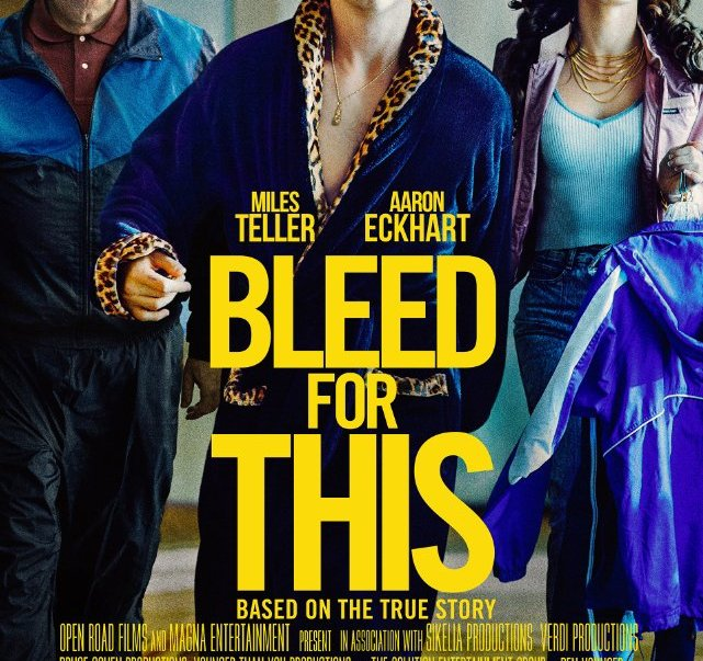 Bleed for This 2016 Movie Watch Online Free