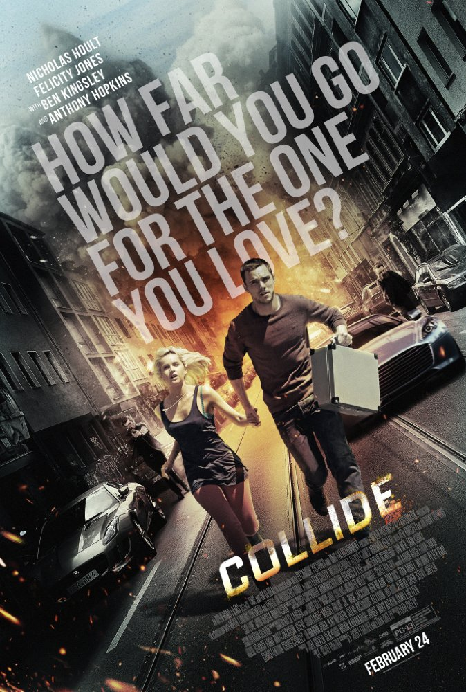 Collide 2016 Movie Watch Online Free