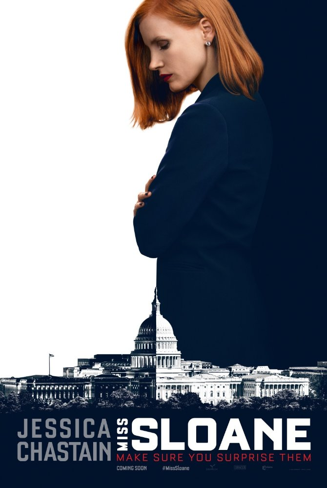 Miss Sloane 2016 Movie Free Download