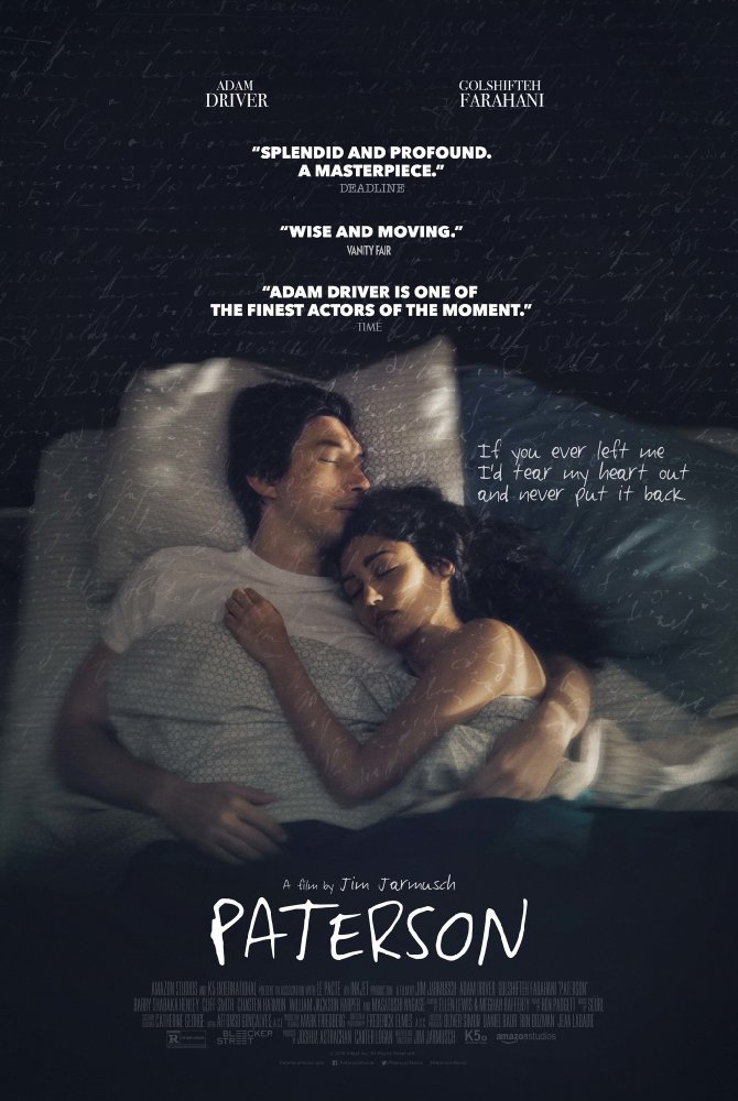 Paterson 2016 Movie Watch Online Free