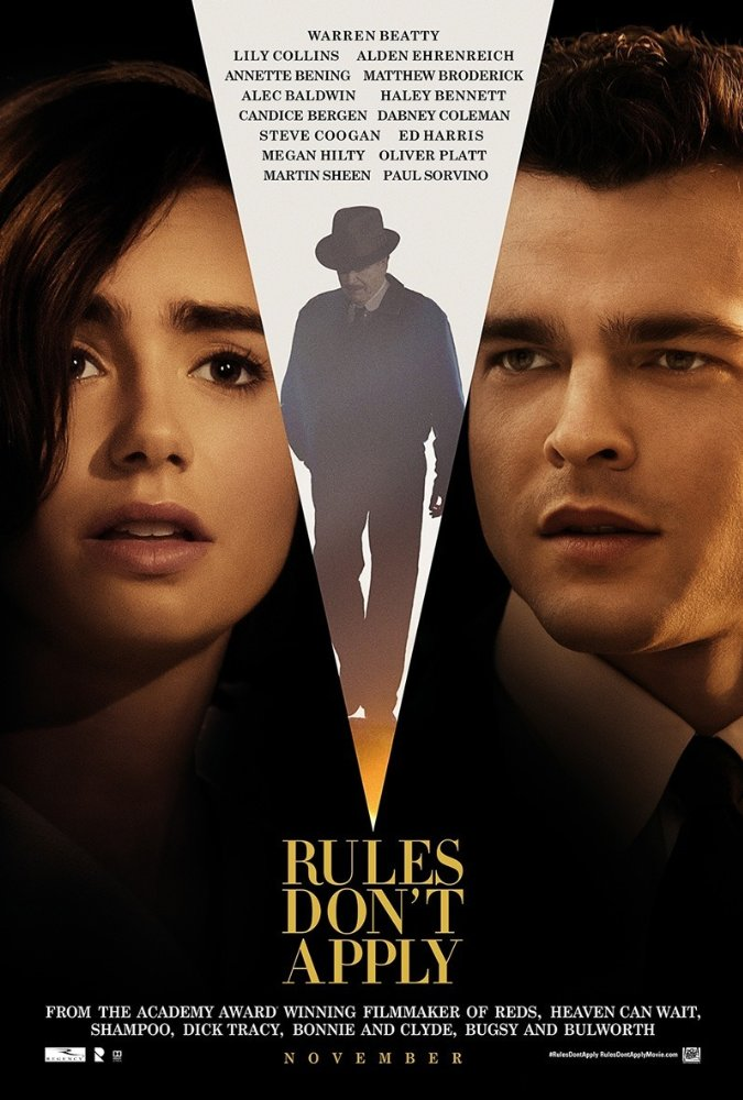 Rules Don't Apply 2016 Movie Watch Online Free