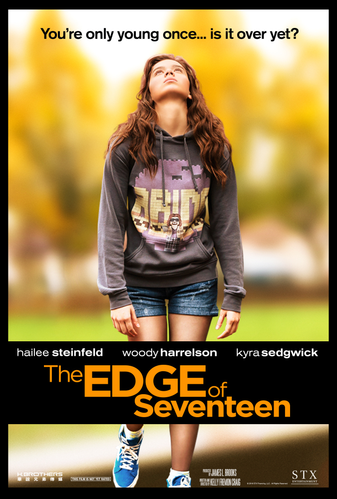 The Edge of Seventeen 2016 Movie Watch Online Free