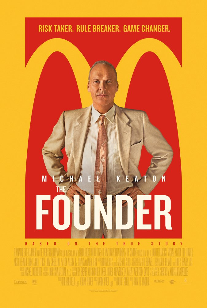 The Founder 2016 Movie Watch Online Free