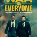 War on Everyone 2016 Movie Free Download