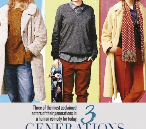 About Ray (Three Generations) 2017 Movie Free Download