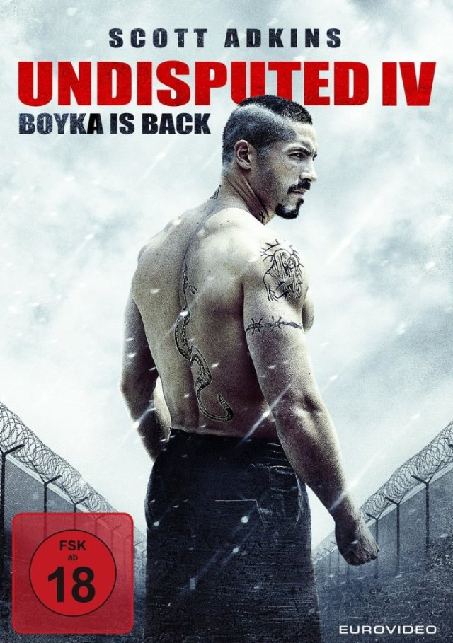 Boyka Undisputed (Boyka: Undisputed IV) 2017 Movie Watch Online Free
